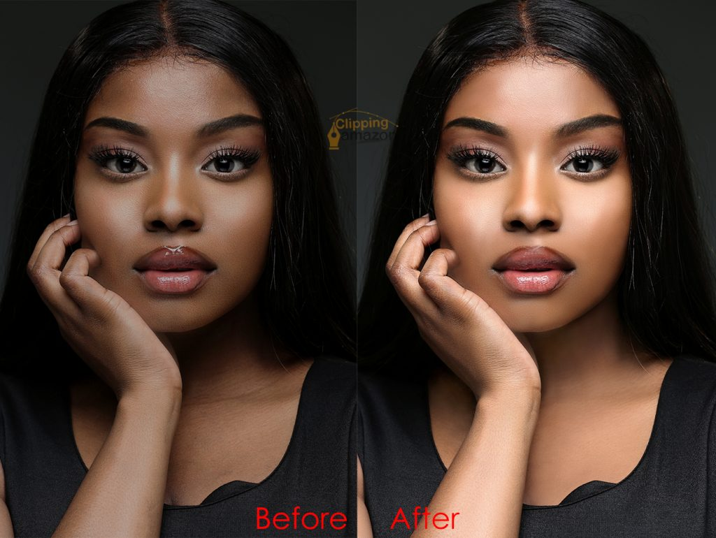 Clipping-amazon-model-retouching