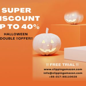 Happy Halloween!! Special Discount Up to 40%!!