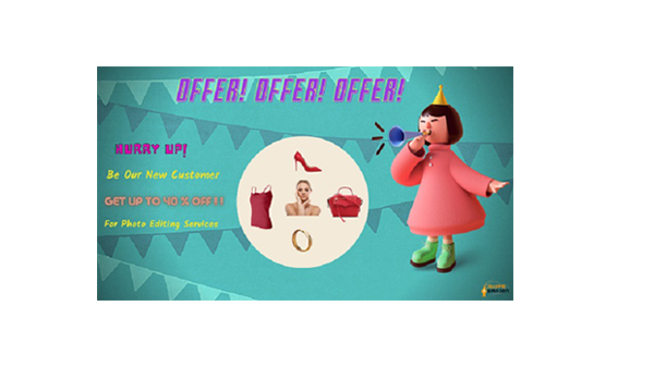 Limited‌‌ Time‌ ‌Offer‌‌!!‌ ‌Get‌ Up to ‌‌40%‌‌Off‌ in Product Photo Editing‌! For‌ ‌New‌ ‌Customer