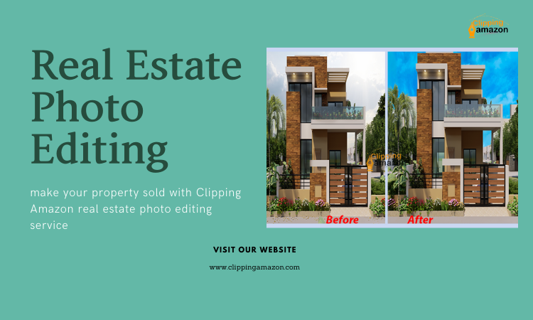 Real Estate Photo Editing Services – Help To Sell Your Properties