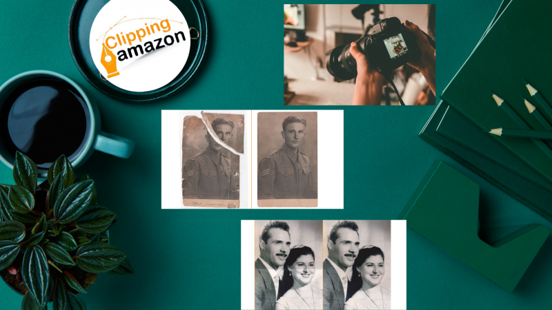 Why Professional Photo-Restoration Service is The Art Of Preserving Memories?