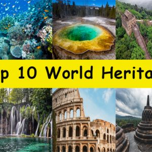 World Heritage Sites 2021: While We Read History We Make History