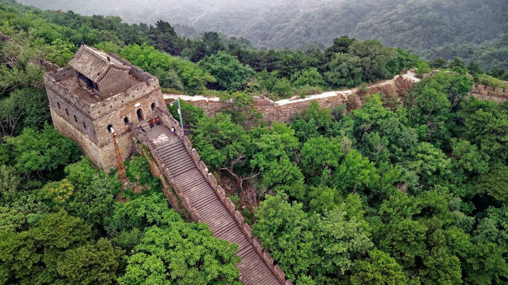 clipping-amazon-The Great Wall,-world-heritage