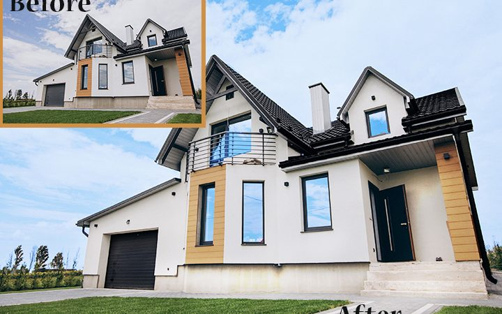 Importance Of Real Estate Photo Editing Service