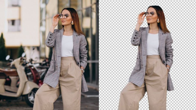 Five Ways To Remove Background From Image In Photoshop
