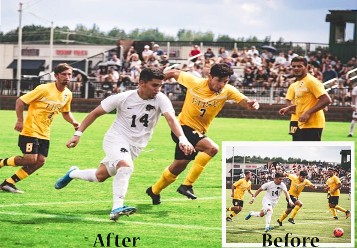 Sports Photo Editing: Some Important Ideas For Sports Photo Editing